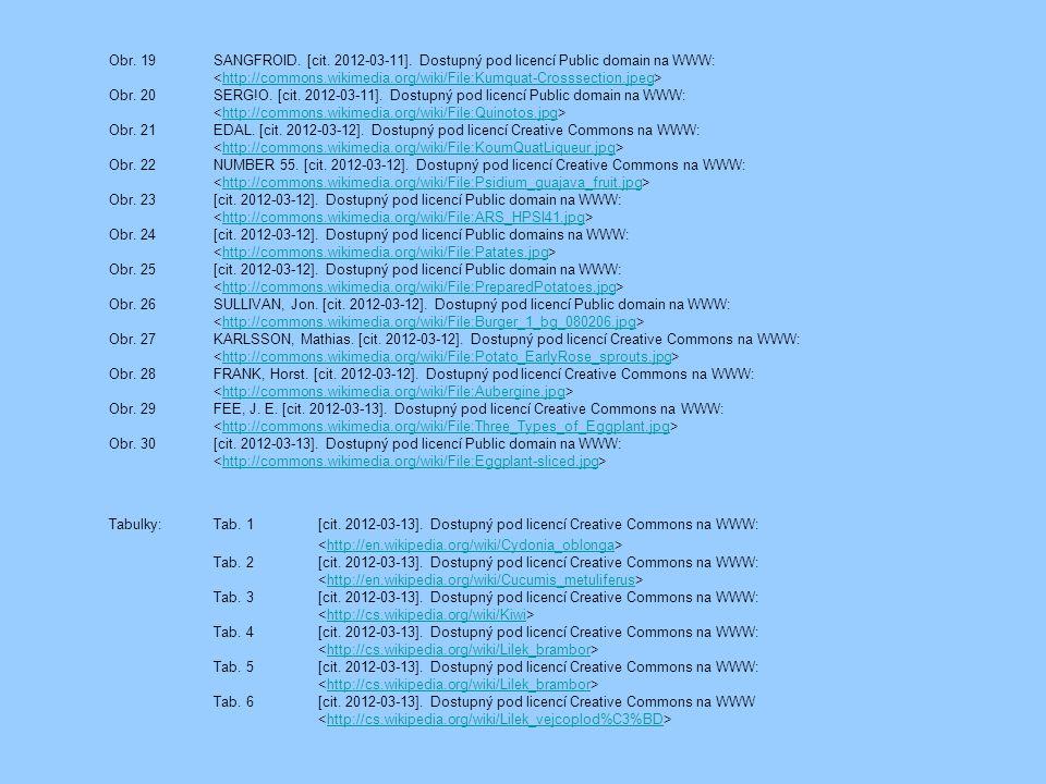 Obr. 19 SANGFROID. [cit. 2012-03-11]. Dostupný pod licencí Public domain na WWW: